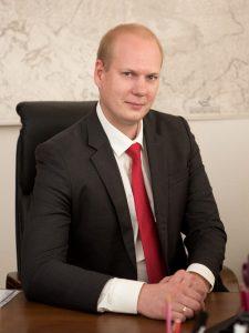 Генеральный директор МедипалТех Виктор Мануйлов